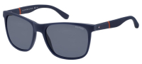 TOMMY HILFIGER TH 1281/S BLUE фото